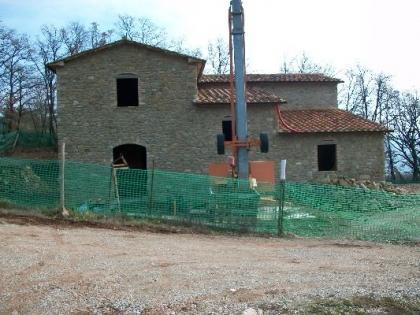 Casa indipendente a Lisciano Niccone