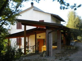 Detached house in Perugia