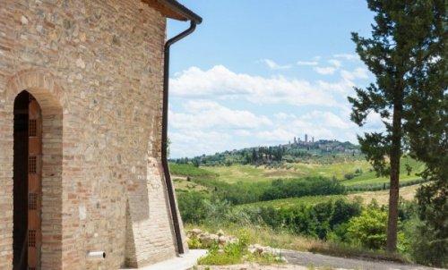 Casa de campo em San Gimignano