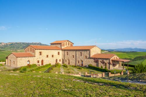 Wohnung in Volterra