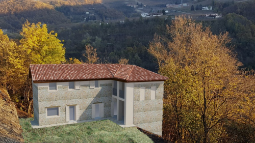 Farmhouse in Santo Stefano Belbo