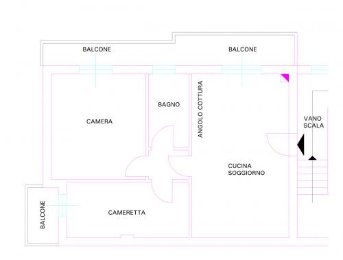 Appartement à Campo di Giove