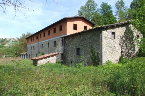 Mill in Camporgiano