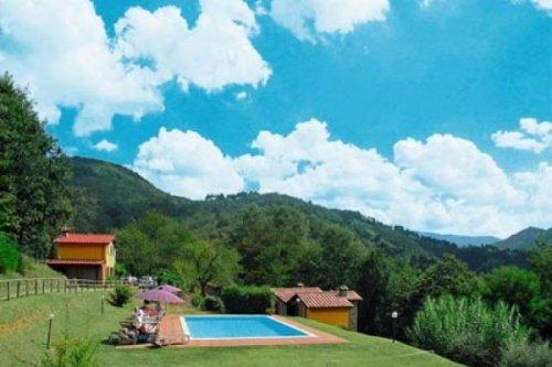Urlaub auf dem Bauernhof in Bagni di Lucca