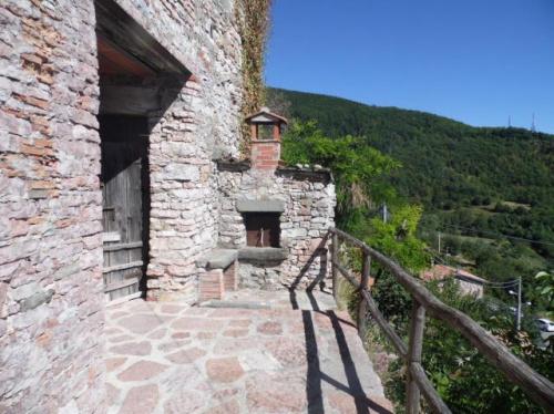 Bourgade à Villa Collemandina