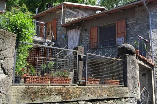 Kleines Dorf in Sillano Giuncugnano