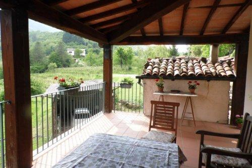 Hus på landet i Camporgiano