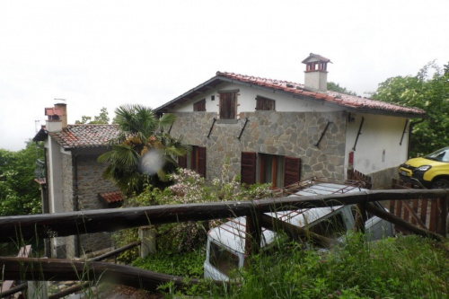Hus i Castiglione di Garfagnana