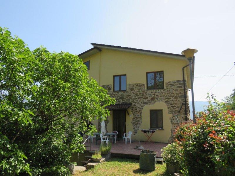 Casa de campo en Camporgiano