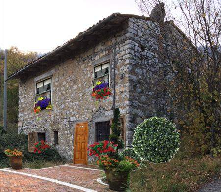 Farmhouse in Parzanica
