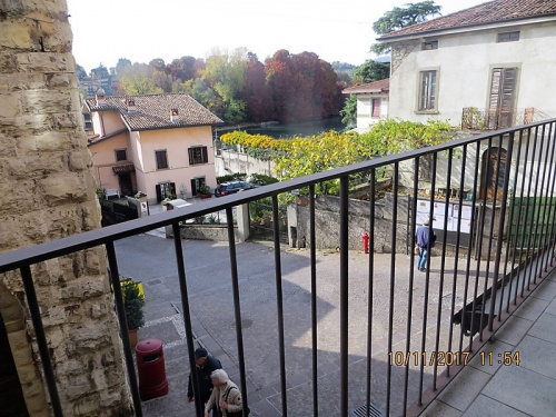 Self-contained apartment in Sarnico
