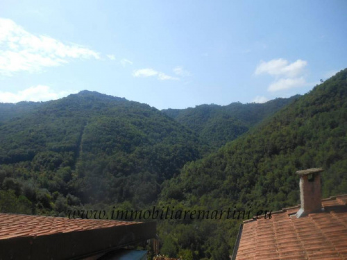 Historisches Appartement in Apricale