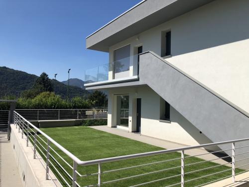 Terrasse à Sale Marasino