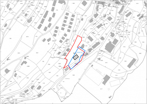 Building plot in Tremosine
