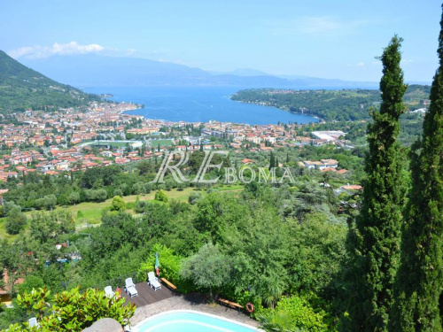 Self-contained apartment in Toscolano-Maderno
