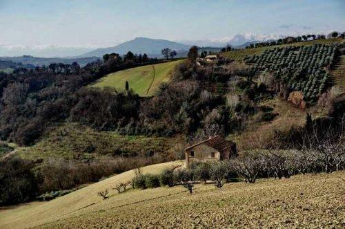 Casa de campo en Carassai