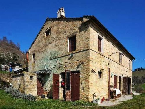 Hus på landet i Petritoli