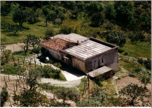 Hus på landet i Prignano Cilento