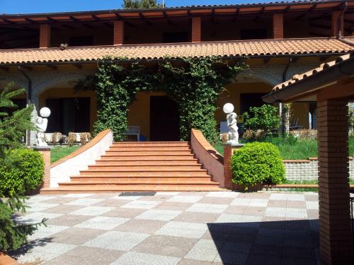 Villa en Bagnoregio
