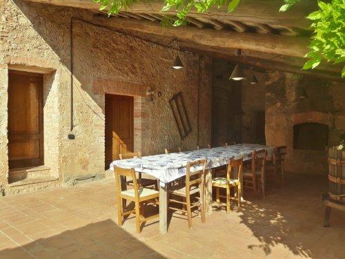 Farmhouse in Sovicille