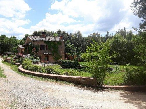 Bauernhaus in Sovicille