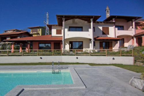 Wohnung in Massino Visconti