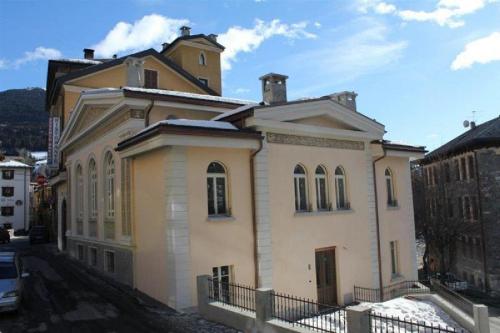 Wohnung in Bormio