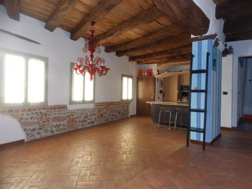 Appartamento storico a Vaprio d'Agogna