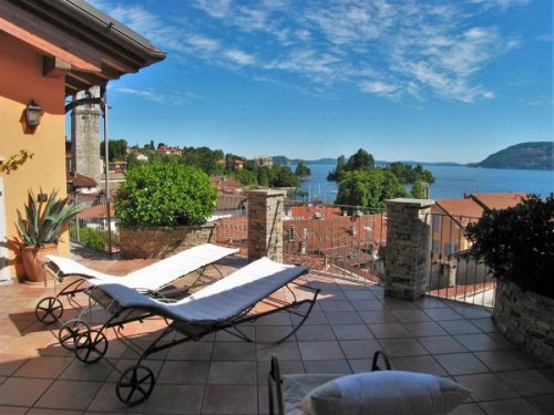 Penthouse in Pallanza