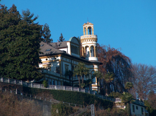 Historic apartment in Stresa