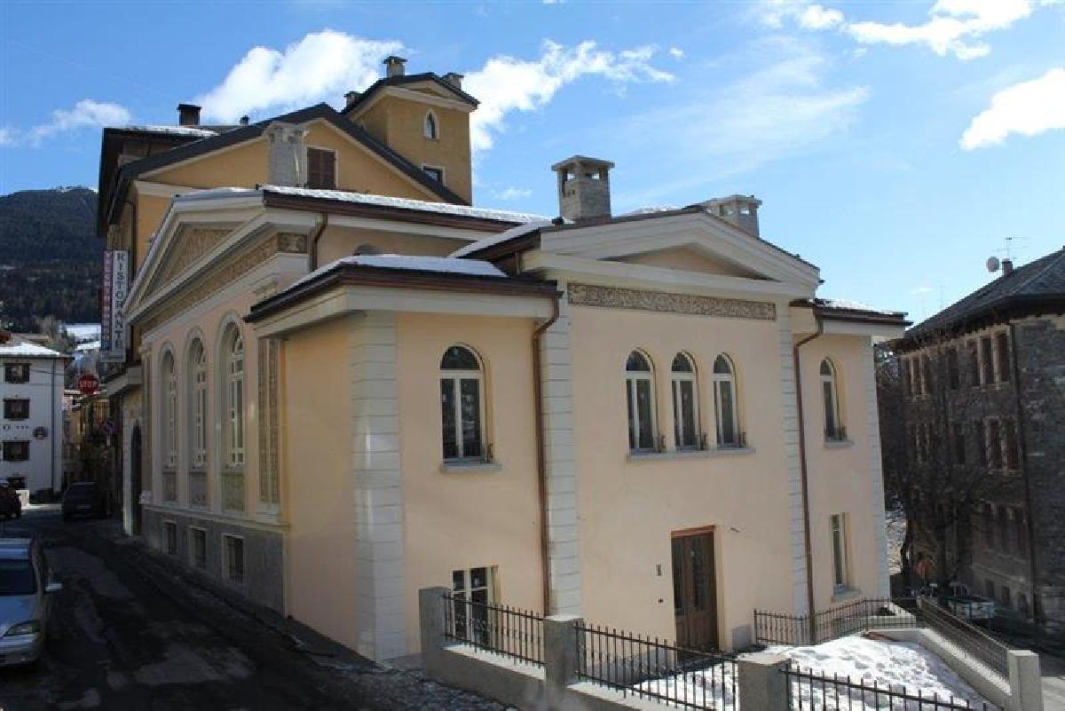 Villa en Bormio