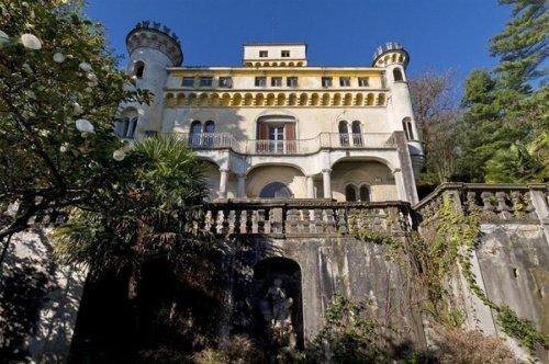 Castello a Stresa