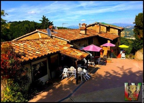 Сельский дом в Перуджа