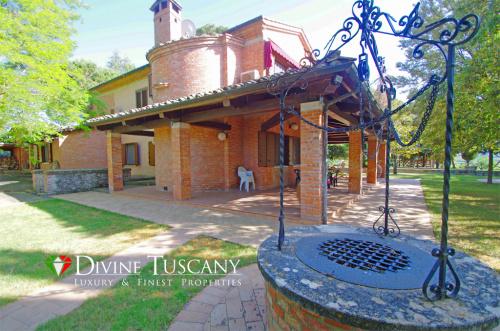 Landhaus in Montepulciano