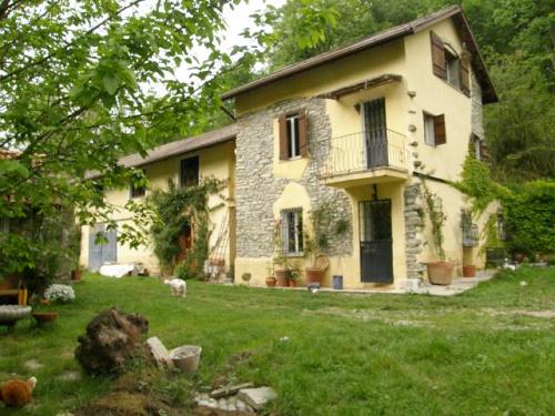 Einfamilienhaus in Borghetto di Borbera