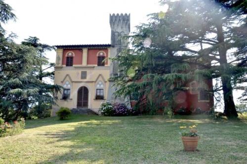 Villa a Pistoia