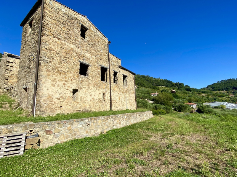 Cabaña en San Biagio della Cima