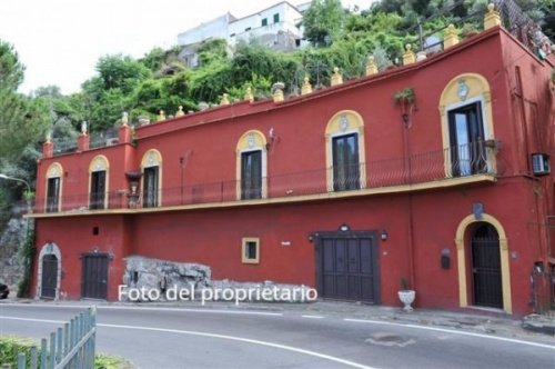 Hus i Sorrento