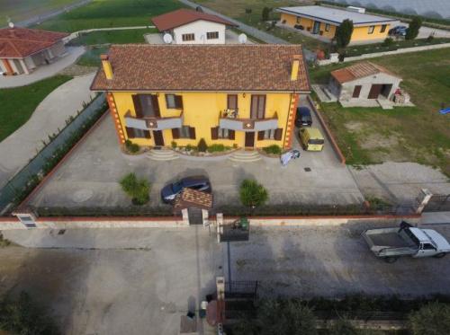Hus i Capaccio Paestum