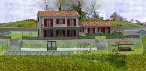 圣吉内肖房屋