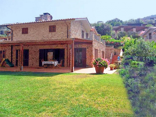 Doppelhaushälfte in Castiglione della Pescaia