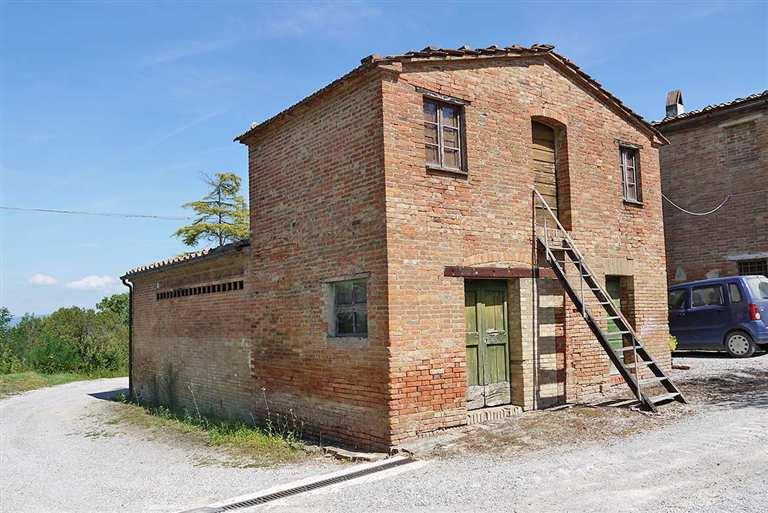 Bauernhaus in Asciano