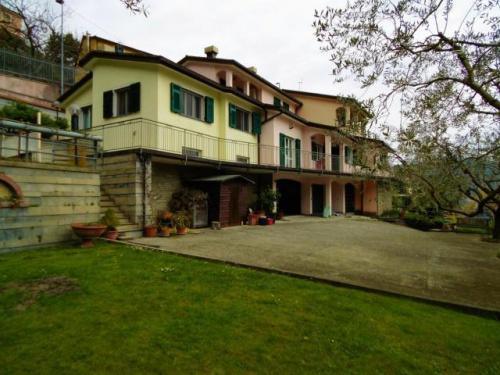 Haus in Tribogna