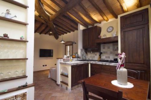 Appartement historique à Gambassi Terme