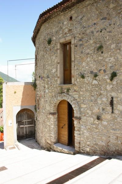 Hus i Trecchina