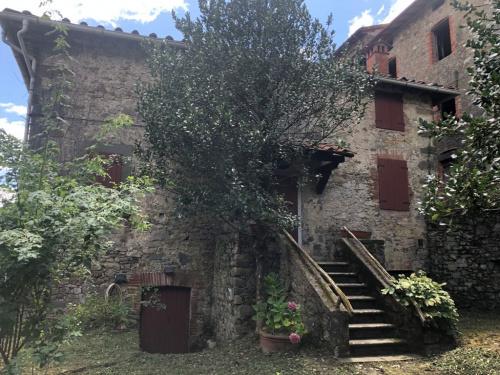 Maison semi-indépendante à Pescaglia