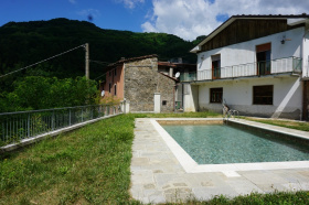 Villa a Bagni di Lucca