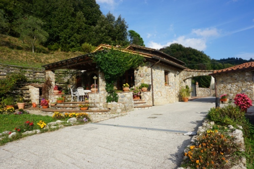 Country house in Borgo a Mozzano