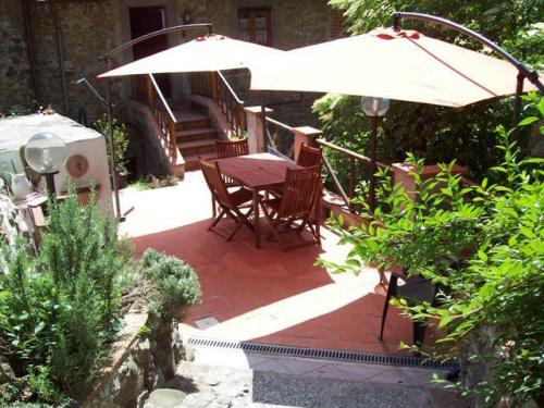 Casa geminada em Coreglia Antelminelli