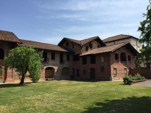 Landhaus in Castelnovetto